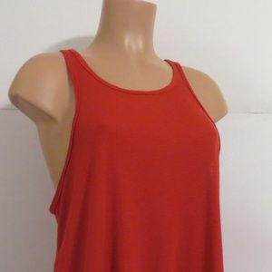 ⭐For Bundles Only⭐Free People Top Tank Poppy  L